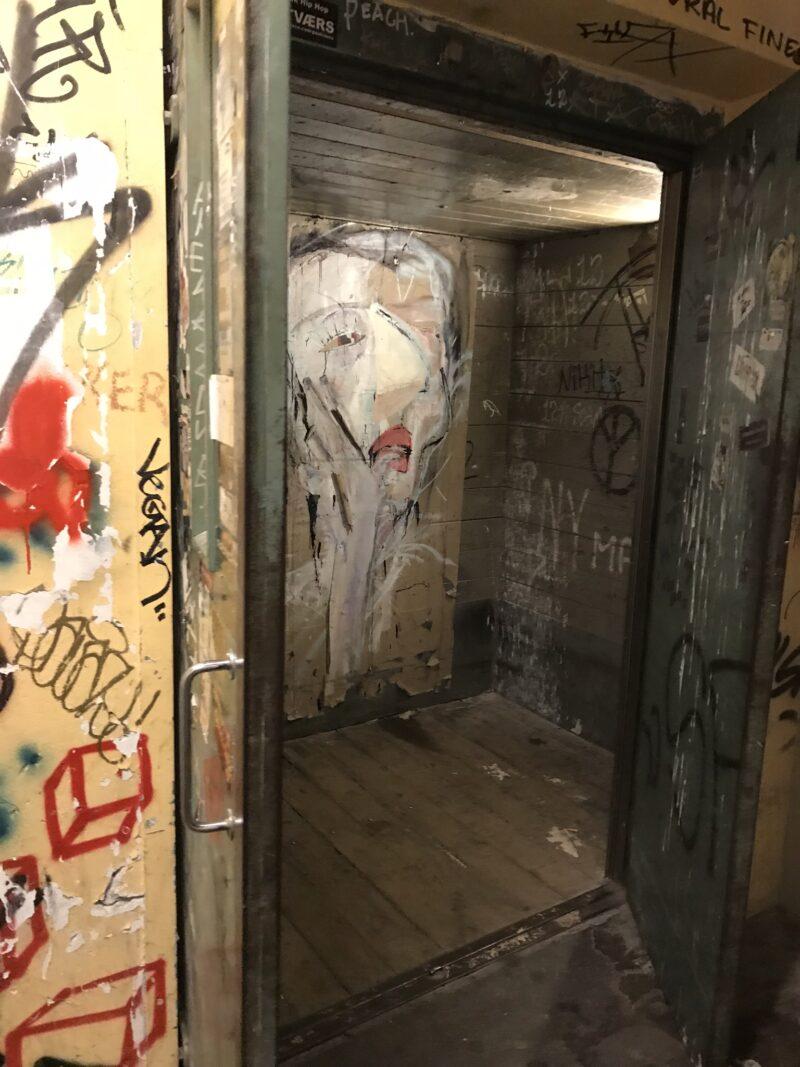 elevatoren op til alouette