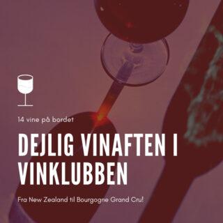 vinklub vinsmagning
