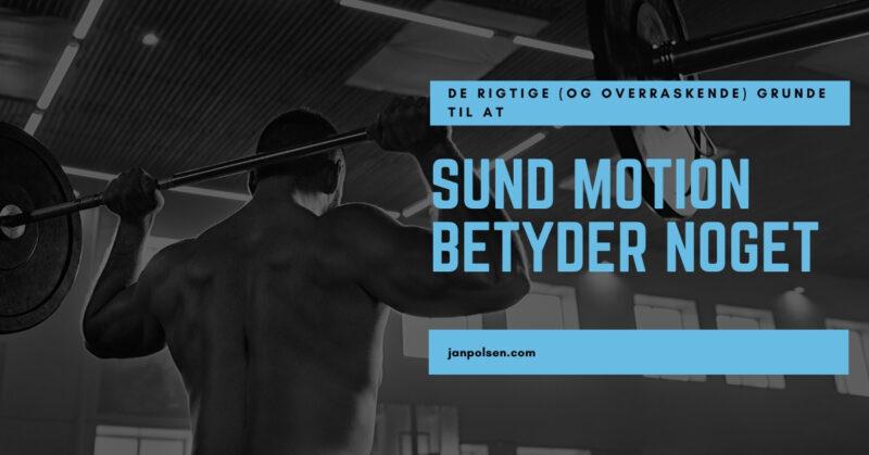 sund motion