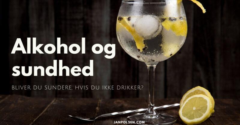alkohol og sundhed