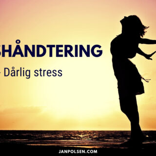stresshåndtering - find balancen mellem god og dårlig stress