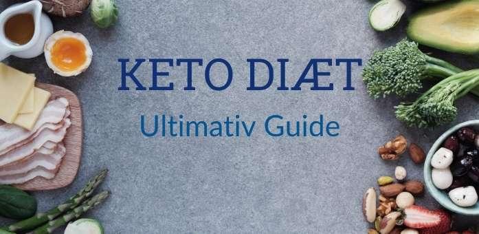 keto diæt - hvad er det og virker den